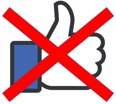 No Like Logo