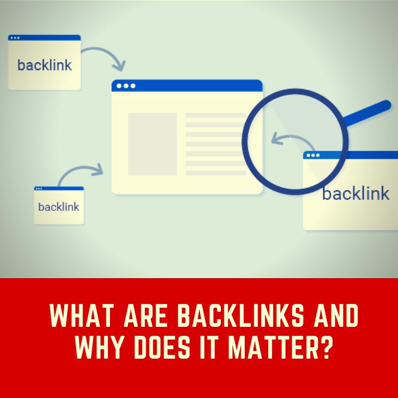Backlink blog title image