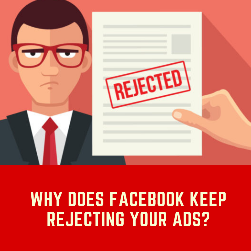 rejecting your ads