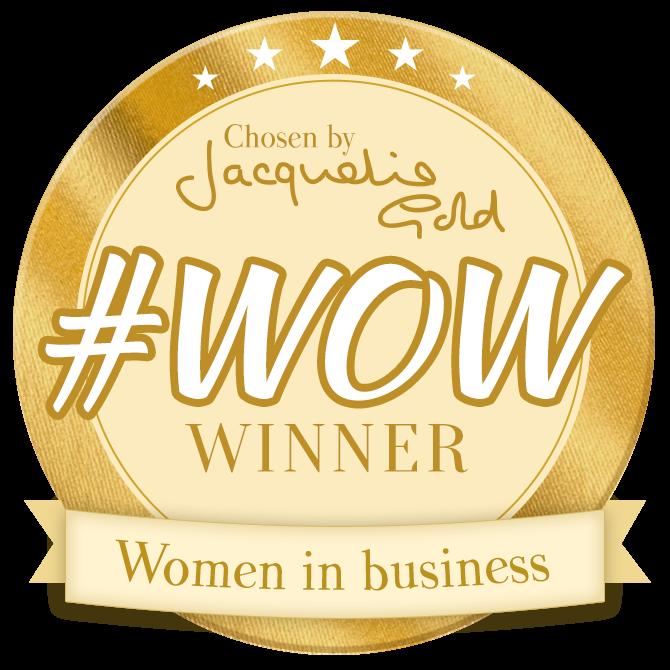 Jacqueline WOW winner